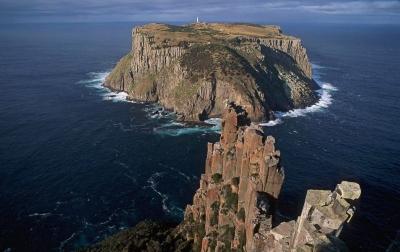 Tasman Island from Cape Pillar, Tasman National Park. Photo: Grant Dixon