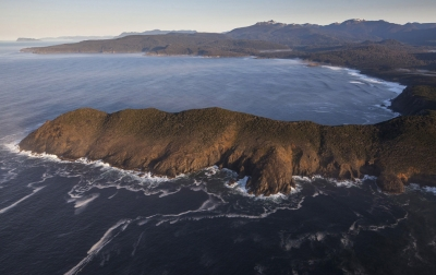 South East Cape & South Cape Bay. Photo: Rob Blakers
