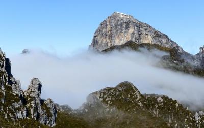 Frenchmans Cap, Tasmanian Wilderness World Heritage Area. Photo: Grant Dixon